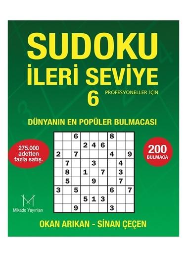 Sudoku İleri Seviye - 6-Mikado
